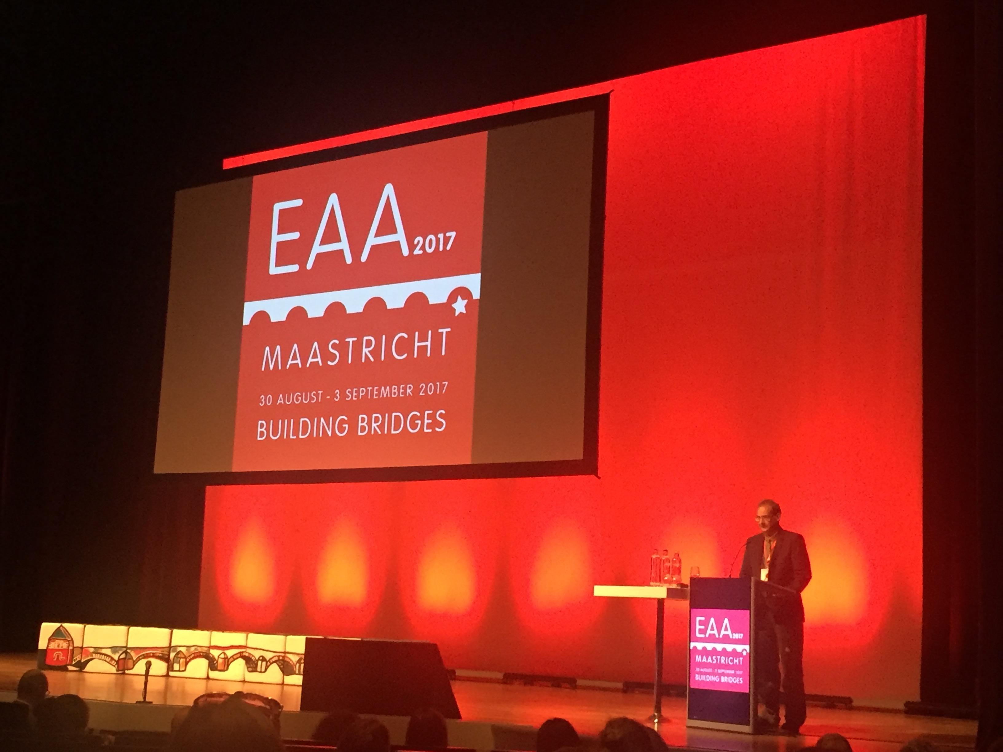 Inauguración EAA