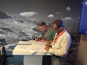 Firma de Memorándum entre CIFA y EAA