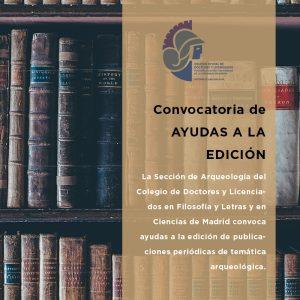 convocatoria de ayudas a la edición