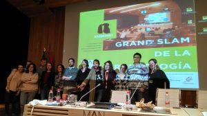 Participantes en el Grand Slam de la Arqueología