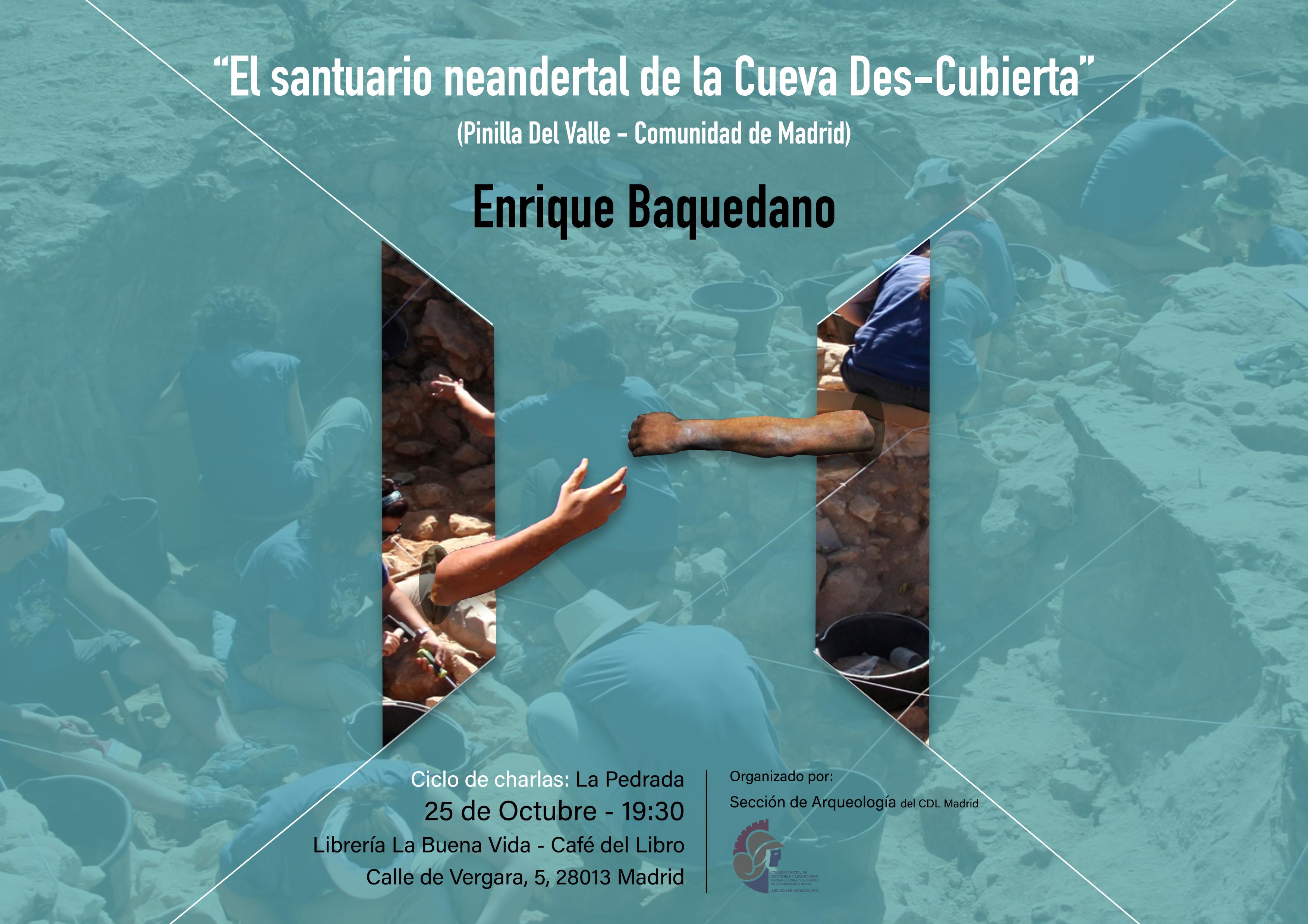 El santuario neandertal de la Cueva Des-Cubierta