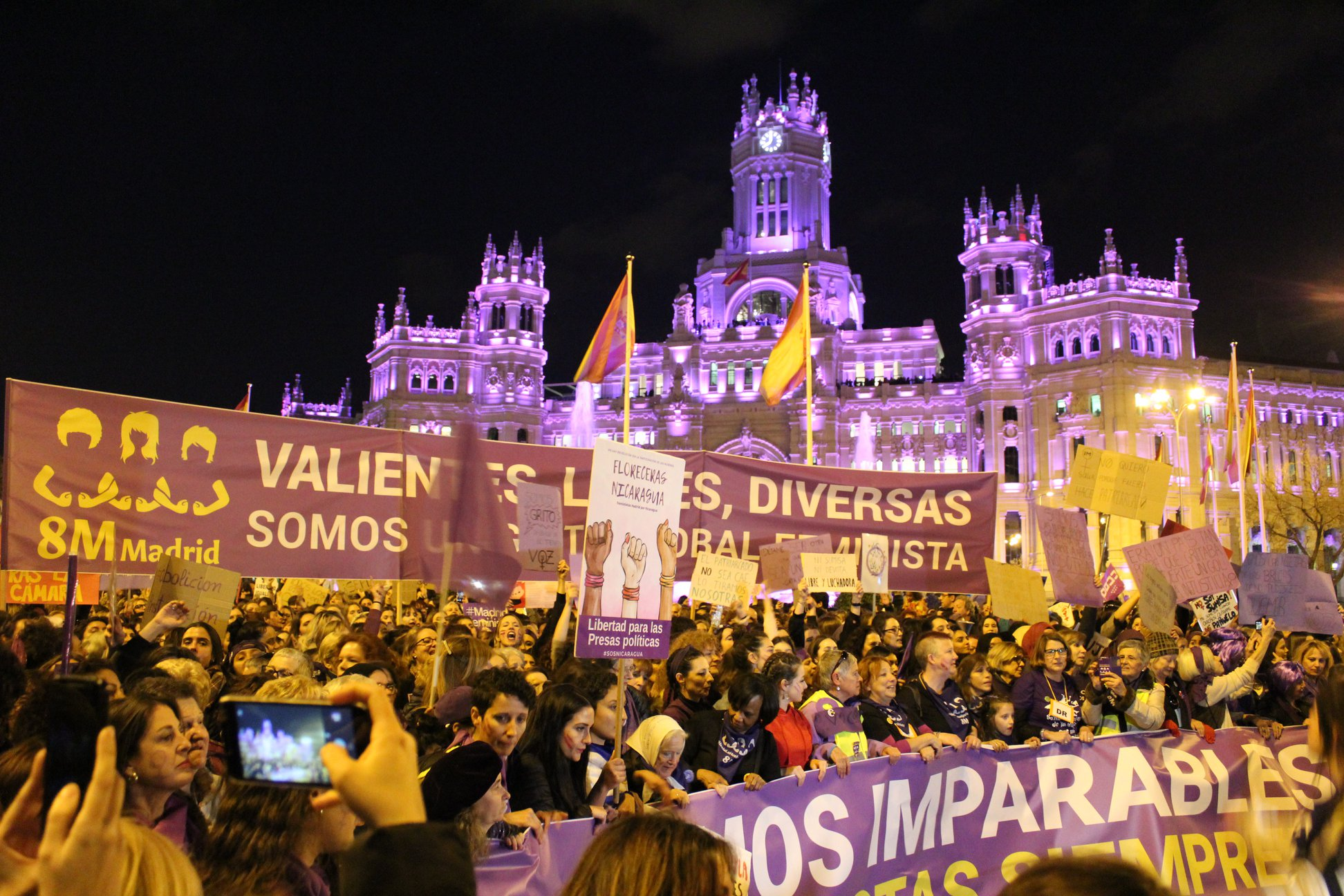 Convocatoria para la participación en la manifestación del 1 de mayo