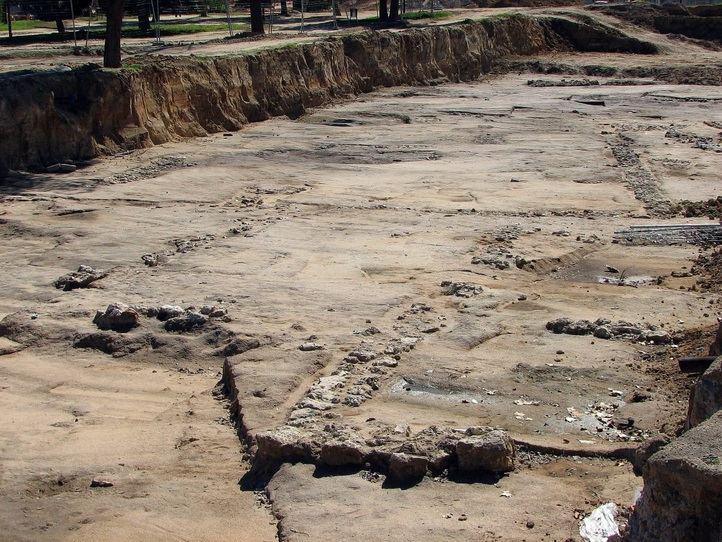 Yacimiento romano de Carabanchel