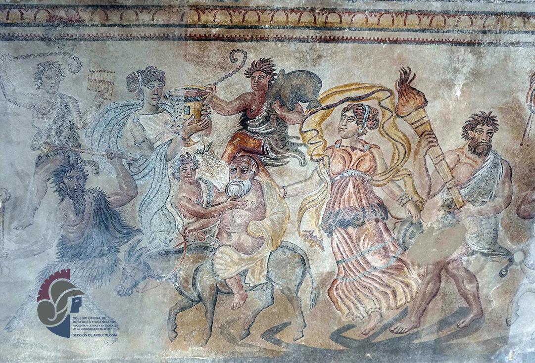 Villa romana de Noheda