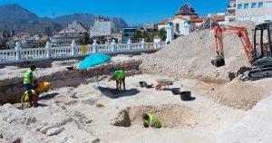 Arqueología durante la covid-19